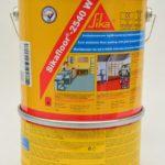 Sikafloor - 2540 W - żywica epoksydowa do garażu