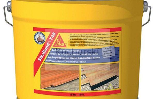 SikaBond – T45 – półelastyczny klej do parkietu